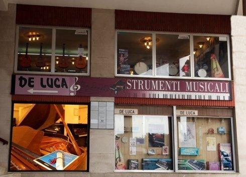 strumenti musicali De Luca