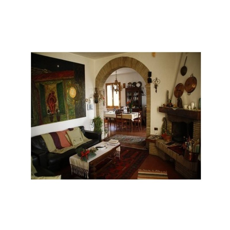 interno del bed and breakfast