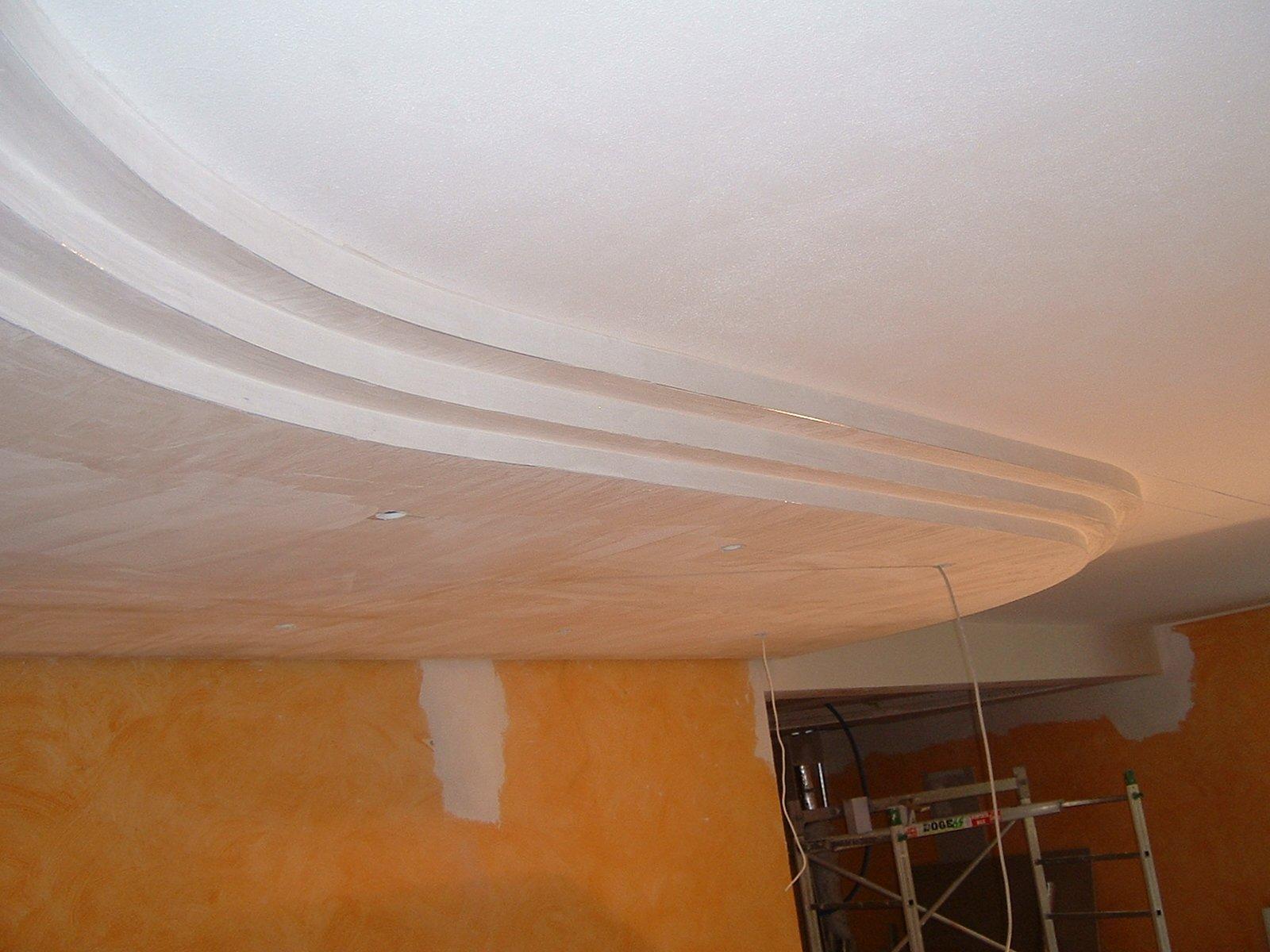 decorazione  soffitto rotonde
