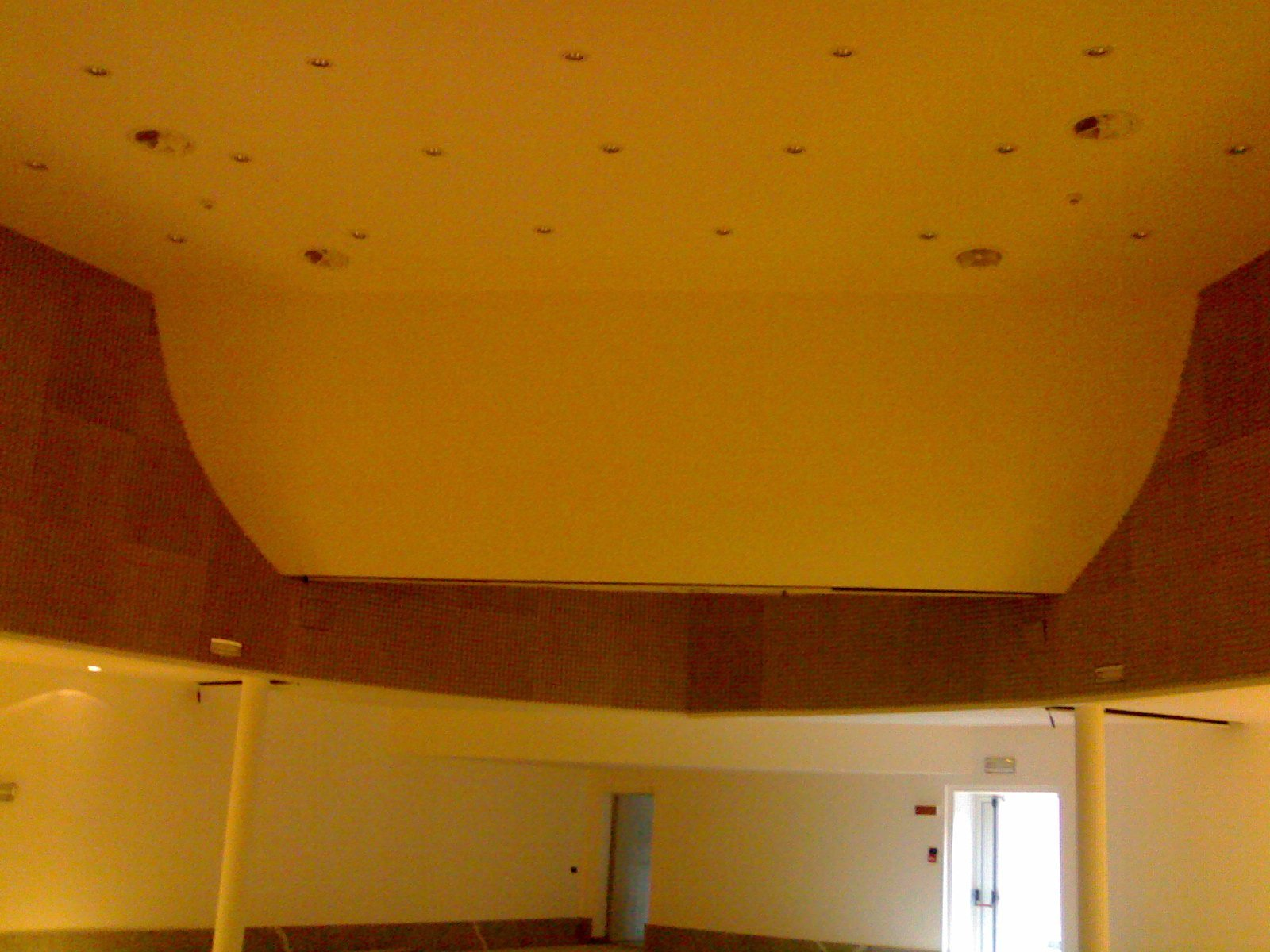 soffitto verde