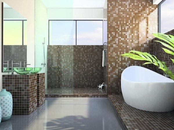 Allestimento bagno - Firenze - Arreda il Bagno