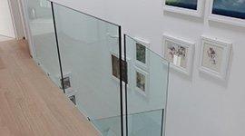 produzione parapetti vetro