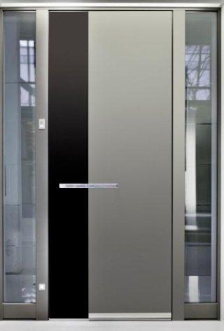 porte in alluminio
