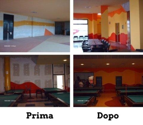 rivestimenti decorativi, interni, ristrutturazioni