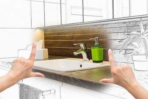 progettazione bagno