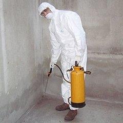 Disinfezione aree condominiali