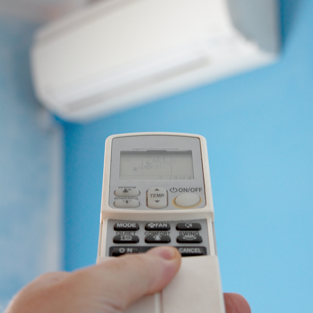 Air Conditioner Remote Air Mechanics Service Center LLC