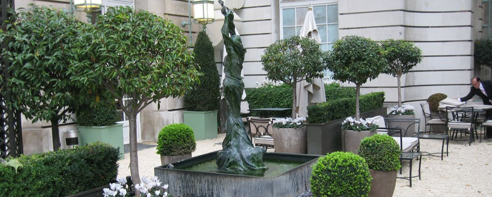 Landscaping in West London