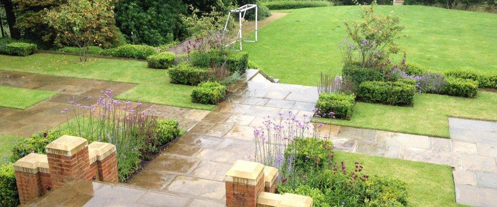 Stunning garden design & planning in Kensington