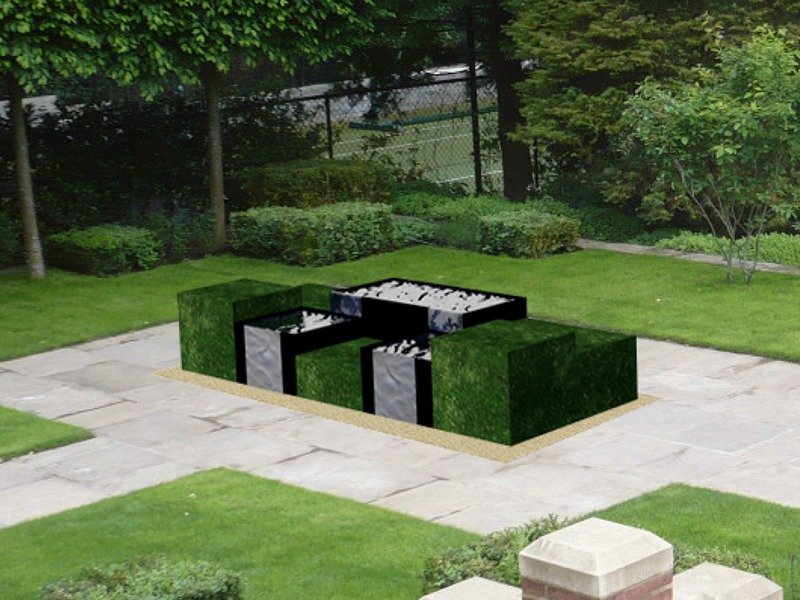 Garden design projects in Fulham