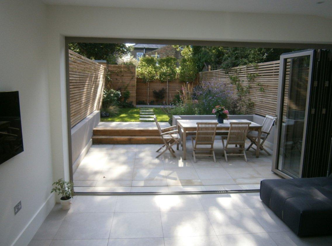 Balham garden project