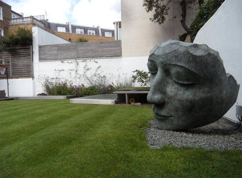 Stunning garden project in Notting Hill