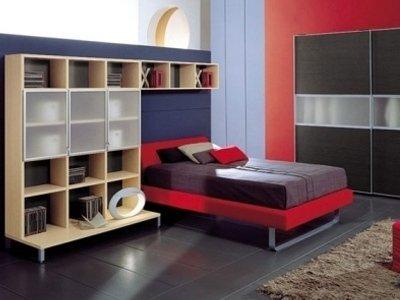 vendita stanza letto minimal