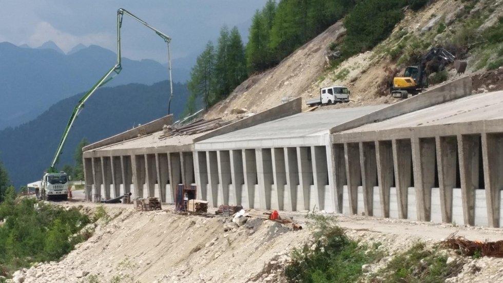 Mazzel - Infrastrutture