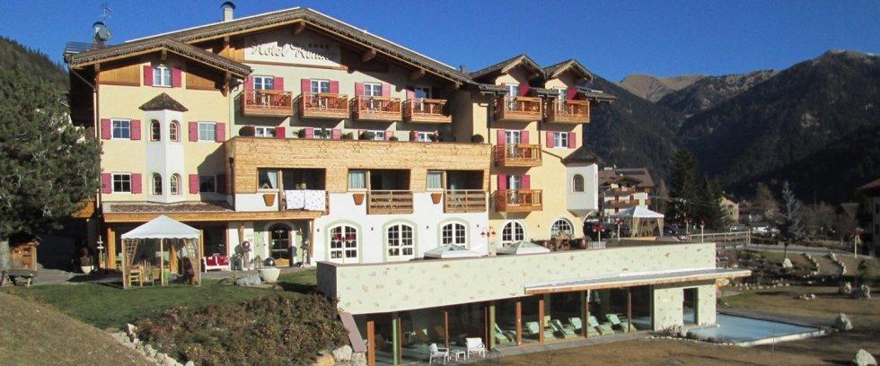 Edilizia per alberghi - Mazzel Costruzioni