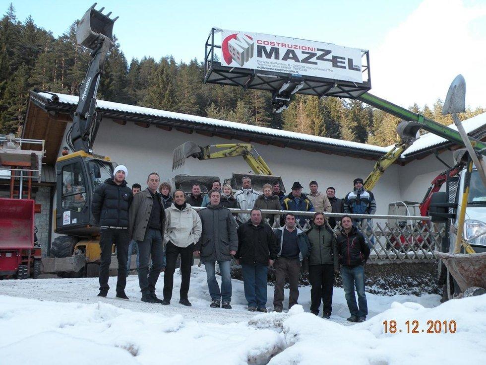COSTRUZIONI MAZZEL - Parco Macchine
