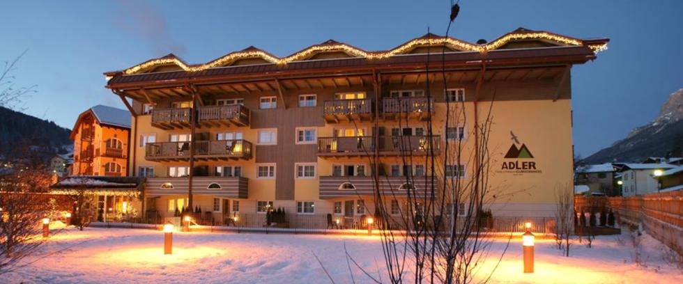 Hotel Adler - Mazzel Costruzioni