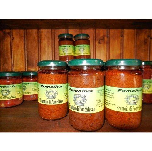 Pomodori secchi in olio di oliva