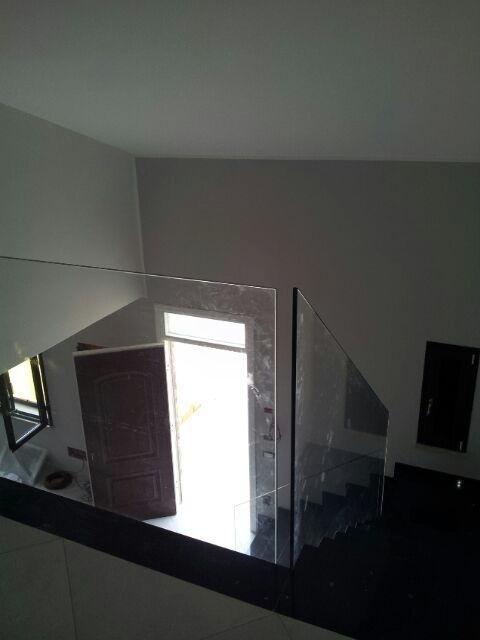 parapetto vetro