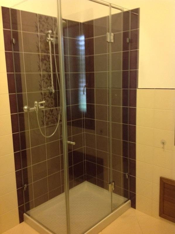 manutenzione doccia