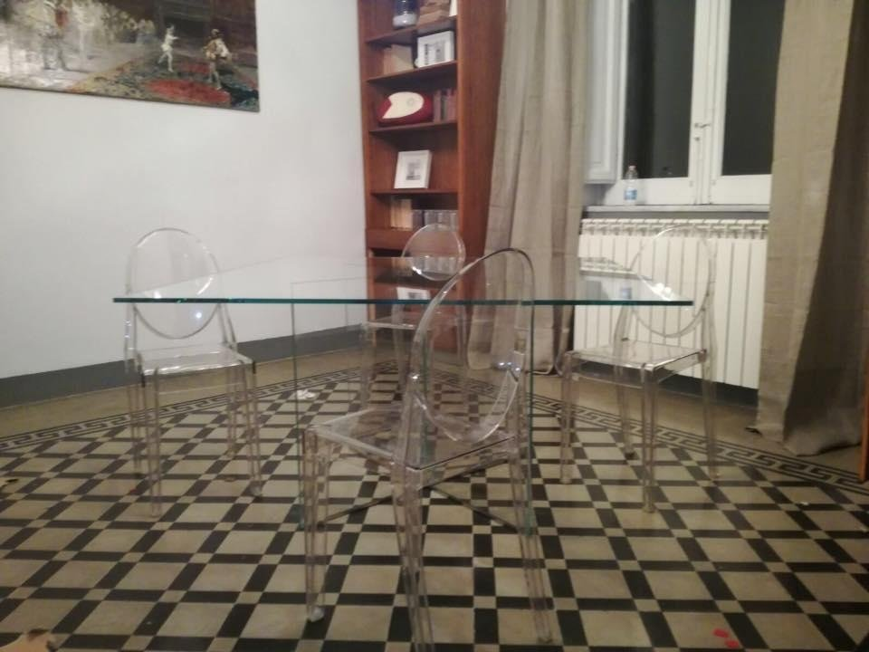 tavoli in vetro