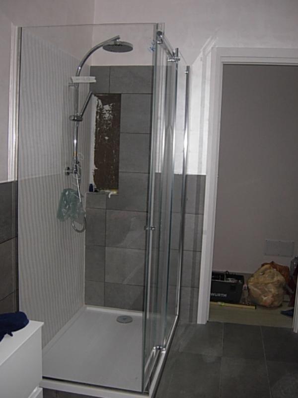 manutenzione box doccia