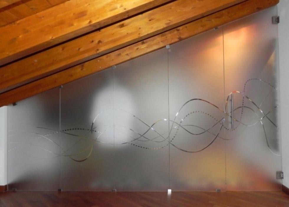 vetri opacizzati