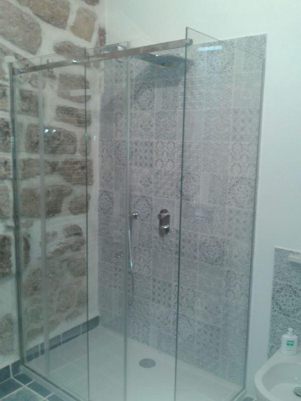 vetrate per docce