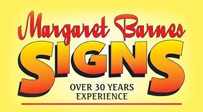 margaret barnes signs logo