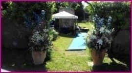 allestimento giardino