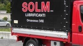 solm lubrificanti