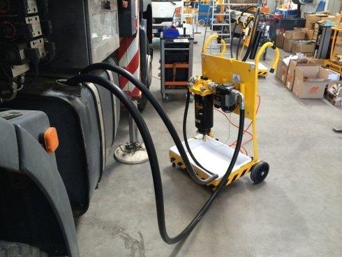 filtrazione gasolio alghe racor parker separazione acqua coalescenza fbo14