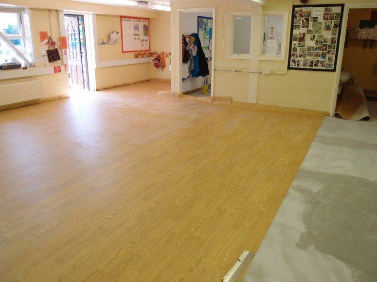 smooth floor