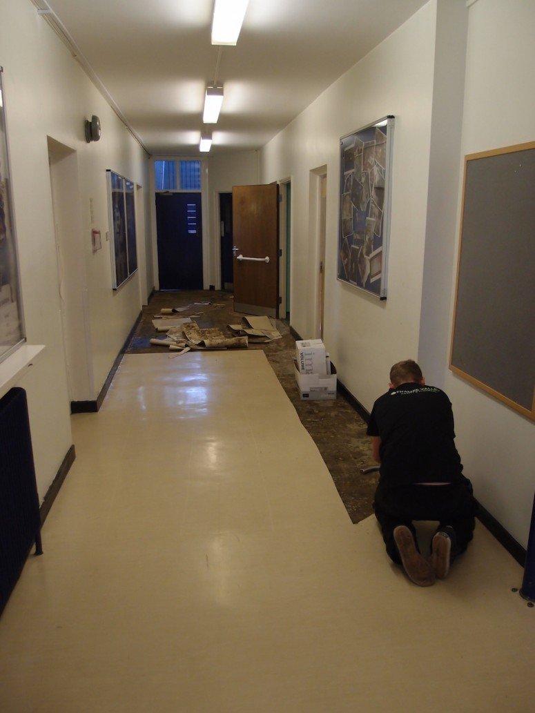 smooth flooring