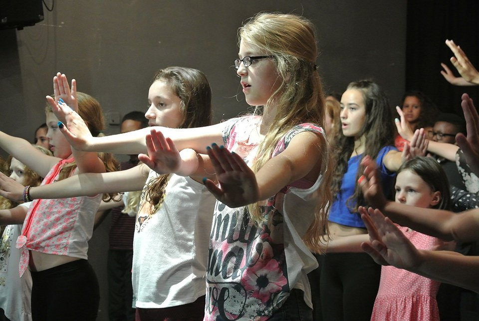 Broadway Theatre Course Bodens Performing Arts