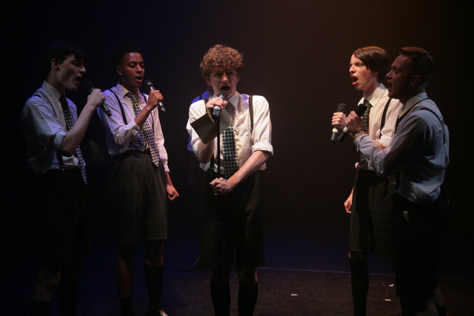 Innkeeper Bodens Performing Arts