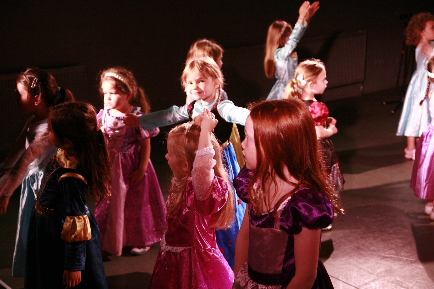Princesses Theatre Course Bodens Performing Arts