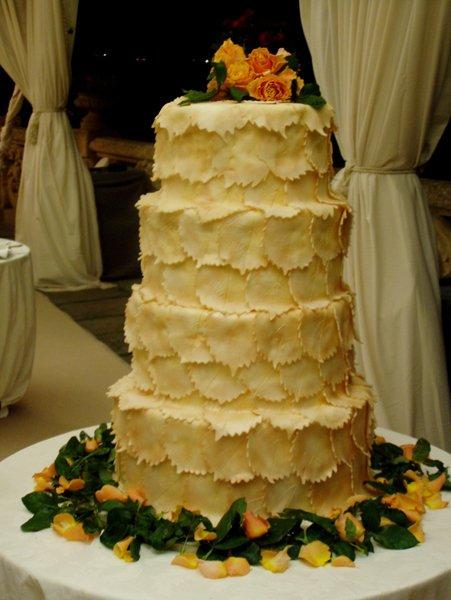 torta per cerimomia nuziale