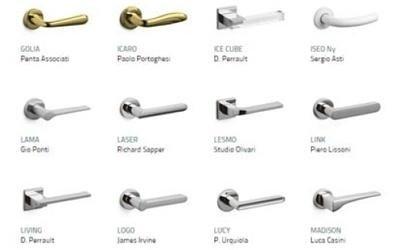 maniglie e accessori serramenti