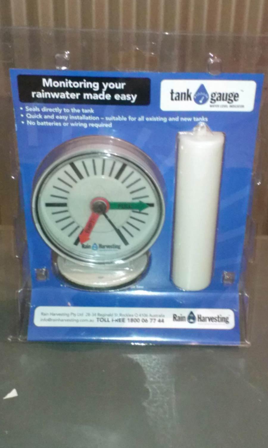 rainwater tank gauge