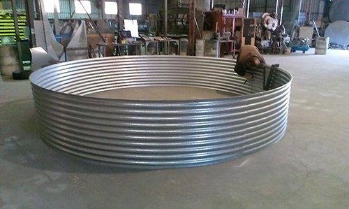metal circular sheet