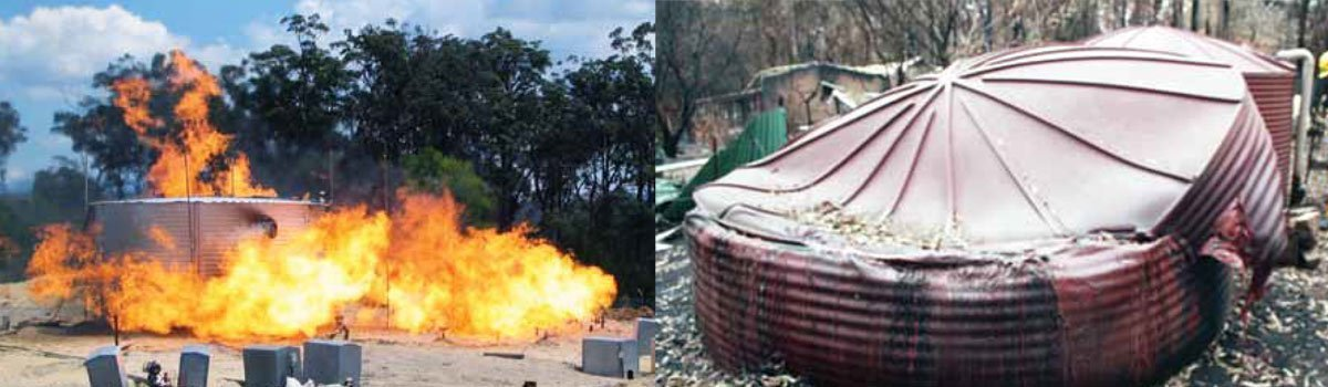 betta tanks fire protection trail