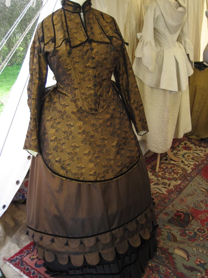 Ladies French gown