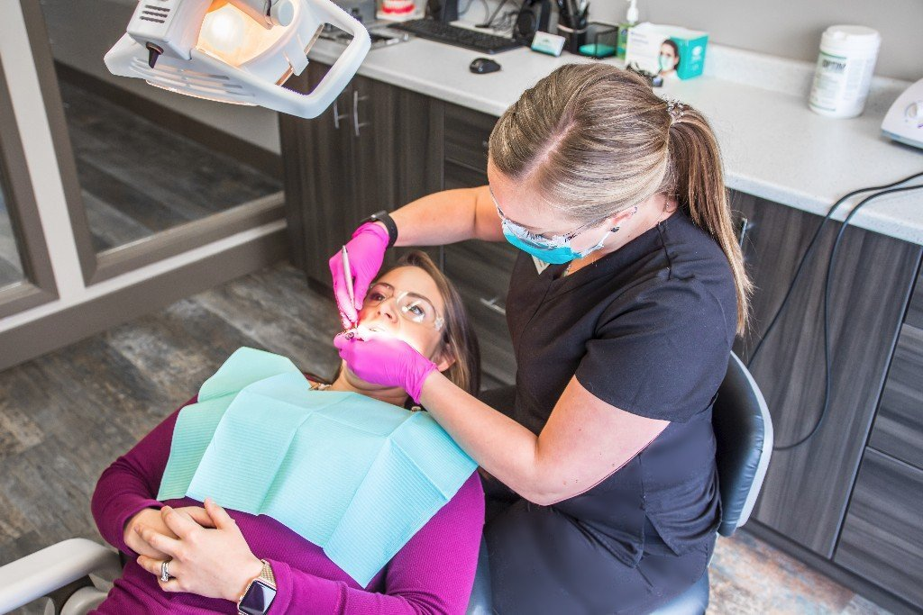 river rock dental hygiene, dental hygienist, barrie, ontario