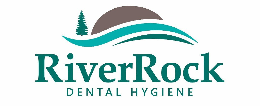 River Rock Dental Hygiene - Logo