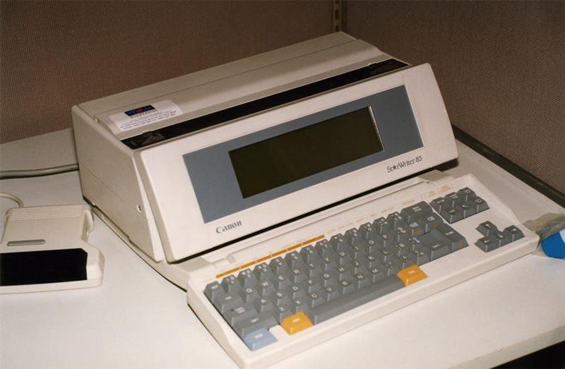 canon computer