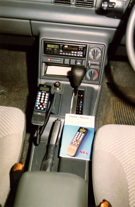 portable car phone