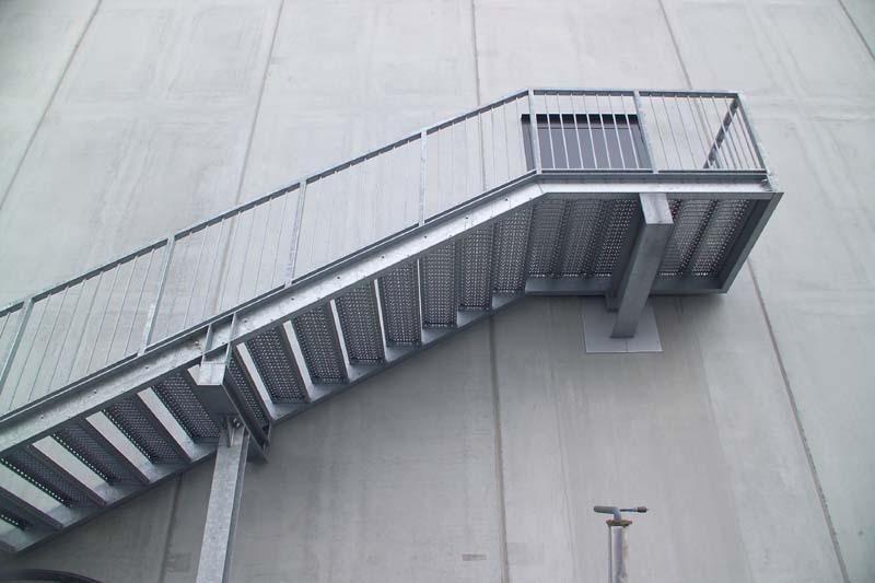 Scale da esterno padova sertec - Scale da esterno prefabbricate ...