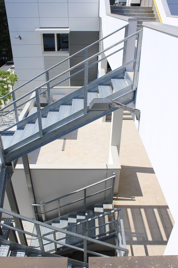 Scale da esterno padova sertec - Scale da esterno in muratura ...