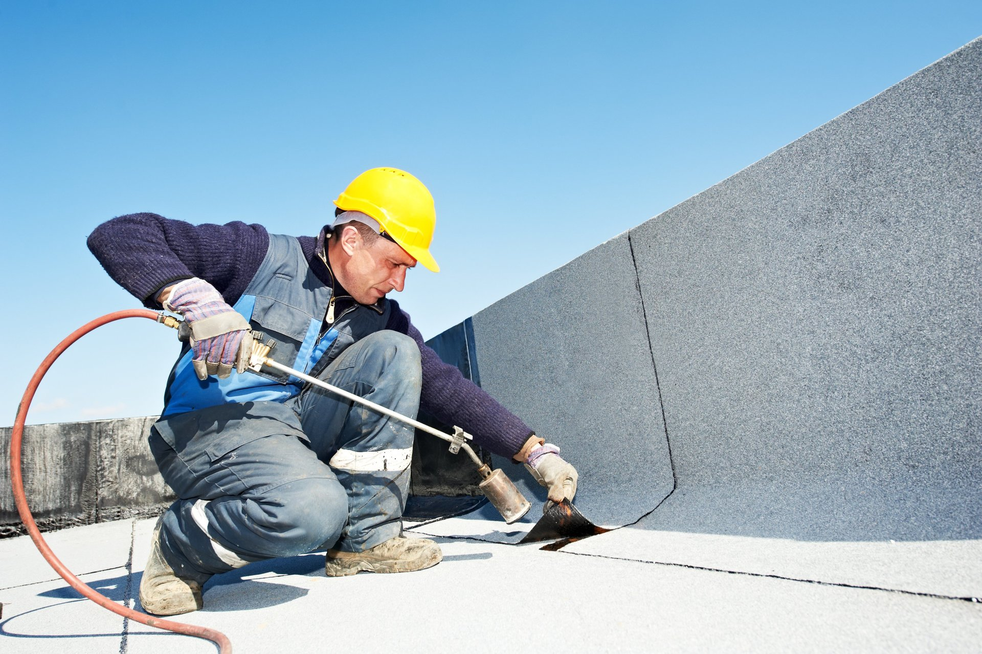 Commercial Roof Repair West Haven, CT